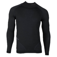 Fusyon UW Shirt LS Turtleneck Men Black/Anthracite/Anthracite