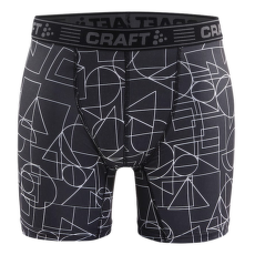 GREATNESS BOXER 6-INCH Men 999900 Black/White