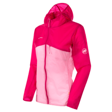 Convey WB Hooded Jacket Women sundown-orchid 6360