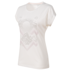 Mountain T-Shirt Women (1017-00962) bright white