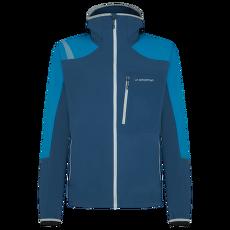 Albigna Jacket Men Opal/Neptune