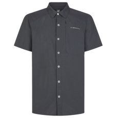 Path Shirt Men Carbon