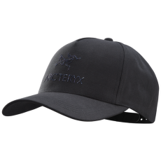 Multi Crest Ball Cap Black