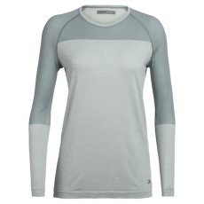 Motion Seamless LS Crewe Women Shale HTHR