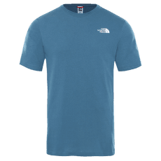 S/S Redbox Tee Men MALLARD BLUE/TNF BLACK