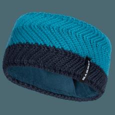 La Liste Headband marine-sapphire