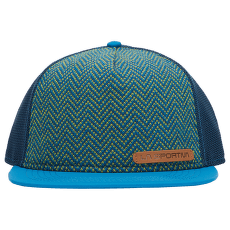 Moose Trucker Hat Opal/Neptune
