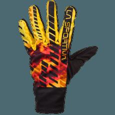 Skimo Race Gloves Men Black/Yellow 999100