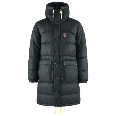 Expedition Long Down Parka Men Black