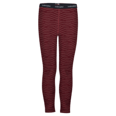 Oasis Leggings Napasoq Lines Kid 200 Redwood