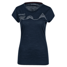 Alnasca T-Shirt Women (1017-01782) marine melange 5784