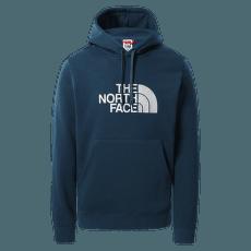 Drew Peak Pullover Hoodie Men Monterey Blue-TNF White