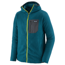 R1 Air Full-Zip Hoody Men Crater Blue