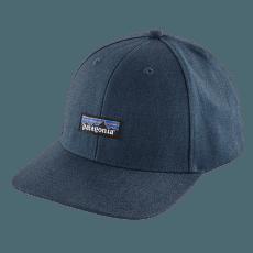 Tin Shed Hat P-6 Logo: Stone Blue
