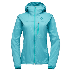 Alpine Start Hoody Women Aquamarine