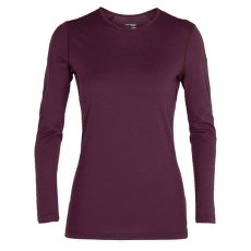 Oasis LS Crewe Women (104375) BRAZILWOOD