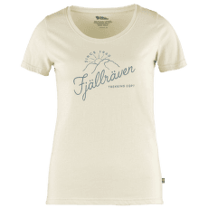 Sunrise T-shirt Women Chalk White
