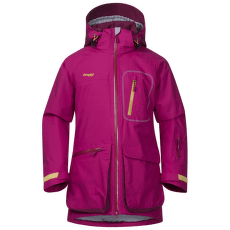 KNYKEN INSULATED YOUTH GIRL JACKET Cerise/Dusty