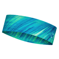 CoolNet UV+® Slim Headband Pixeline Lime PIXELINE LIME