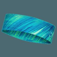 CoolNet UV+® Slim Headband Pixeline Lime PIXELINE LIME