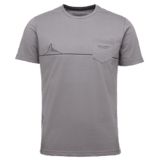 SS Tower Tee Men Granite