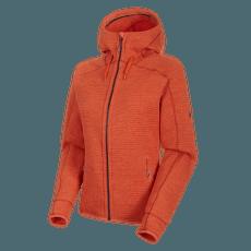 Arctic ML Hooded Jacket Women (1014-15703) pepper-dark pepper melange 3592