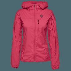 Alpine Start Hoody Women Pomegranate