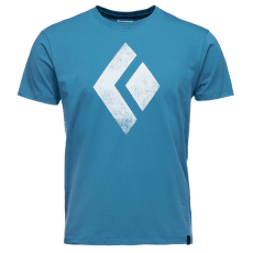 Chalked Up Tee SS Men Astral Blue