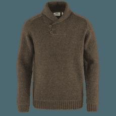 Lada Sweater Men Bogwood Brown