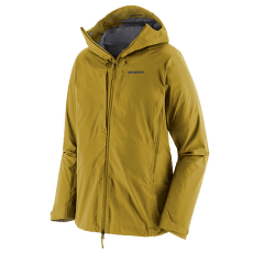 Dual Aspect Jacket Men Textile Green