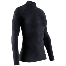 ENERGY ACCUMULATOR 4.0. Shirt Turtle Neck Long Sleeve Women Black/Black