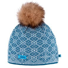 A92 Knitted Hat cyan 115