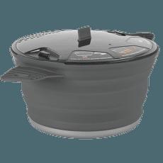 X-Pot 2,8 l Grey