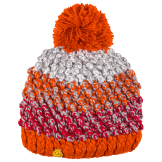 Terry Beanie Pumpkin/Garnet