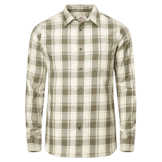 Övik Flannel Shirt LS Men Tarmac