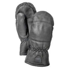 Leather Box Mitt Svart