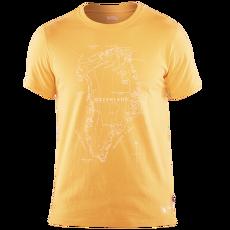Greenland Printed T-Shirt Dandelion