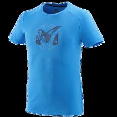 Logo 2 T-Shirt SS Men ELECTRIC BLUE