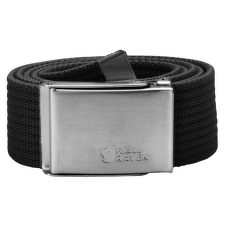 Merano Canvasbelt Black