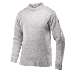 Nansen Sweather Crew Neck 770 GREY MELANGE