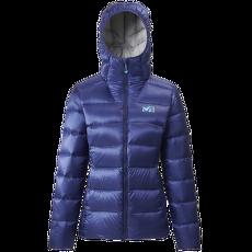 K Down Jacket Women BLUE 8731
