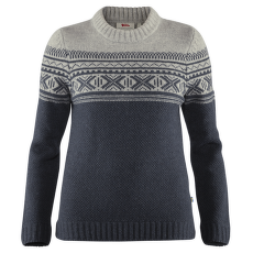 Övik Scandinavian Sweater Women Navy