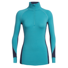 Zone LS Half Zip Women (104394) ARCTIC TEAL/Midnight Navy