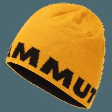 Mammut Logo Beanie (1191-04891) golden-black 1246