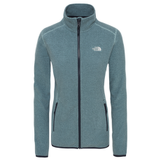 100 Glacier Full Zip Women WINDMLLBLUE/URBANNAVYSTRP