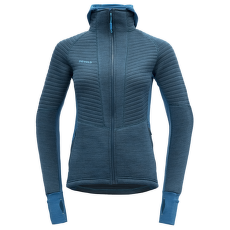 Tinden Spacer Jacket Women 258A Blue
