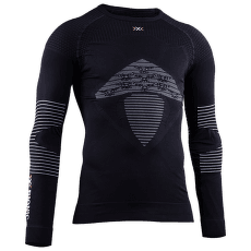 Energizer 4.0 Shirt Round Neck Men Black Melange