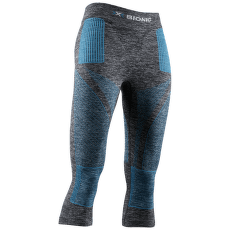 Energy Accumulator 4.0 Melange 3/4 Pant Women DARK GREY MELANGE/WATER GREEN