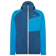 Run Jacket Men Opal/Neptune