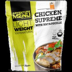 Lightweight Kuřecí supreme s ratatouille - Velká porce